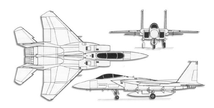 Boeing F 15 Eagle Combataircraft Com