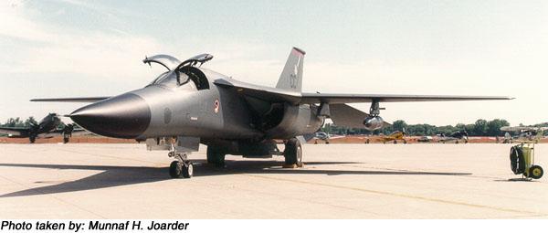 General Dynamics F-111 - CombatAircraft.com