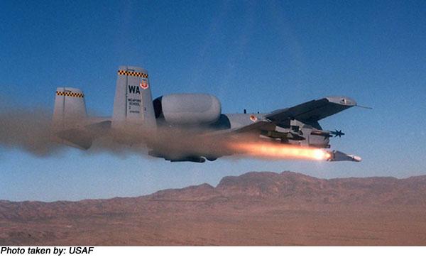 A 10 Warthog Fairchild Republic A-1...