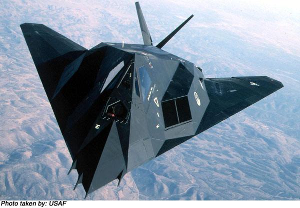 F 117 Nighthawk Lockheed Martin F-117 ...