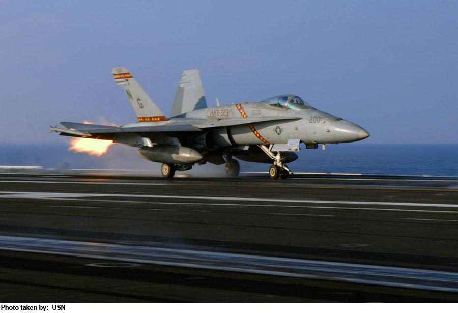 Boeing FA-18C/D Hornet - CombatAircraft com