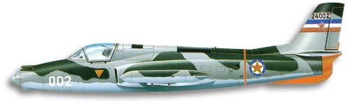 JNA J-1 Jastreb