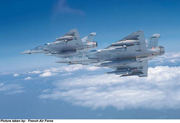 Dassault Mirage 2000 Combataircraft Com