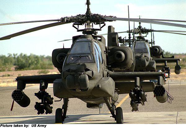 هلیکوپتر آپاچیBoeing AH-64 Apache.جندی شاپور البرز