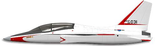 Korean Aerospace Industries T-50 Golden Eagle - CombatAircraft com