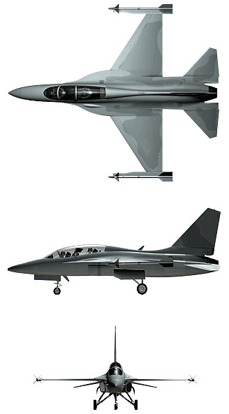 Korean Aerospace Industries T-50 Golden Eagle - CombatAircraft com
